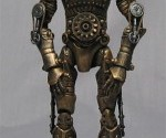 Starwars Steampunk, les figurines