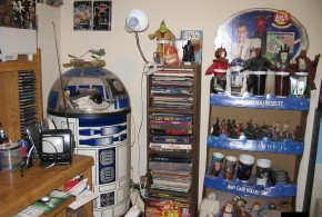 Collectionneur de Starwars