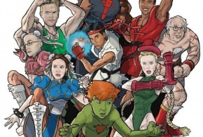 Mashup Community et Street Fighter