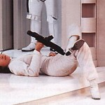 24 photos rares de StarWars