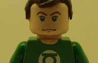 The Big Bang Theory en Lego