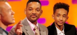 Will & Jaden Smith + Carlton au Graham Norton Show