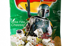 Les chips de Starwars