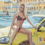 Calendrier Miss Tuning 2014