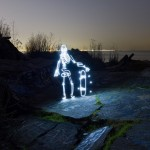 Light Goes On, le light painting au plus haut