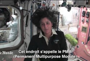 Visite de la Station Spatiale Internationale