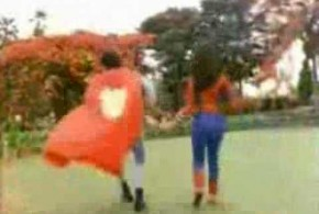 Superman version Indienne